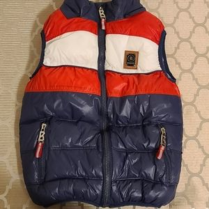 Bogner ski  vests kids in great condition